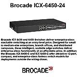 Brocade Communications Brocade ICX 6450-24 Ethernet Switch ICX6450-24