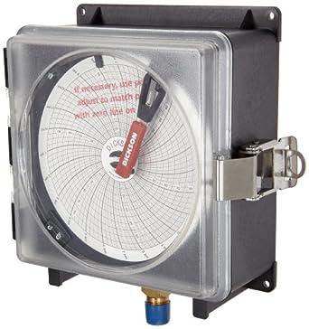 Dickson pressure chart recorder circular chart recorders amazon