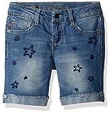 VIGOSS Big Girls' Bermuda Short, Freezer Blue, 7