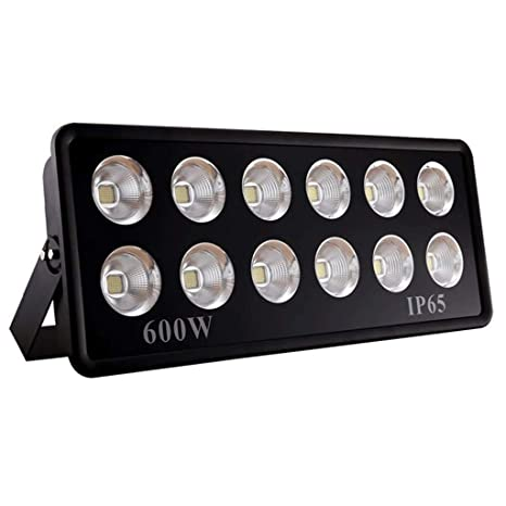 LED Foco Proyector IP65 Impermeable Sensor De 120LM/w 6500K Luz ...