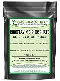 Riboflavin 5-Phosphate - Riboflavin 5-Phosphate Sodium Powder, 12 oz