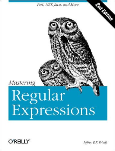 (Mastering Regular Expressions, Second Edition)