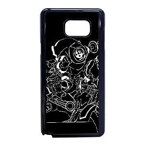 Generic for Samsung Galaxy Note 5 Cell Phone Case Black SKT T1 Jax Custom HHGKAOJFD4583