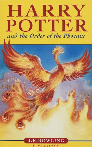 Harry Potter and the Order of the Phoenix pdf epub