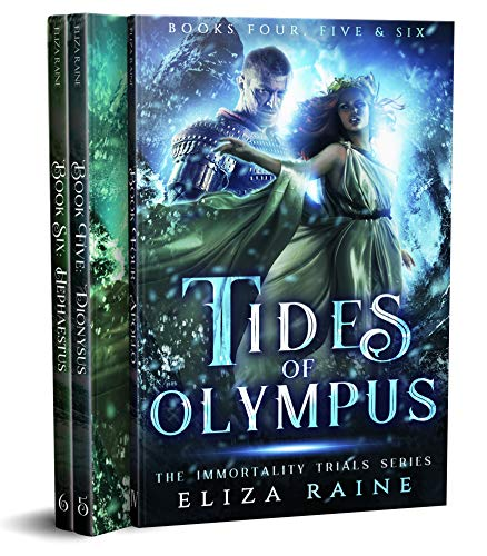 Tides of Olympus: Books Four, Five & Six (The Immortality Trials Book 2)