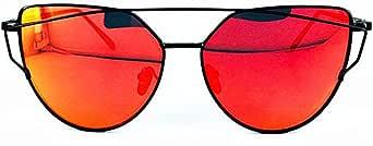 Fashion Cat Eye Sunglasses Womens Outdoor Eyewear New Glasses Black Frame Lens