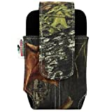 Fuse Mossy Oak Canvas Holster For Iphone And Most Smart Phones - 6885 - Camo
