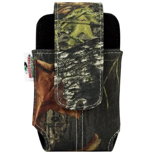 Fuse Mossy Oak Canvas Holster For Iphone And Most Smart Phones - 6885 - Camo by FoneGear