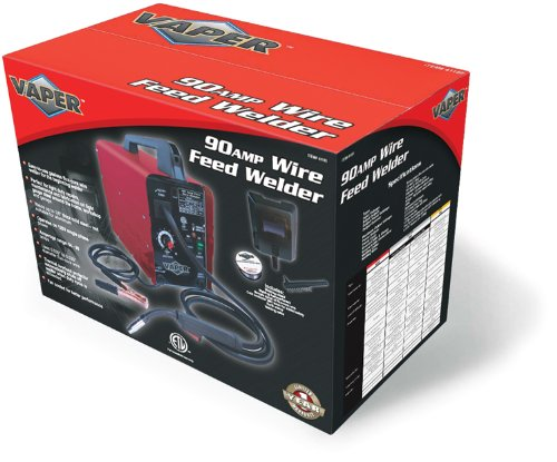 Vaper 41185 90 Ampere Gasless Wire Feed Welder - Power Welders - Amazon.com