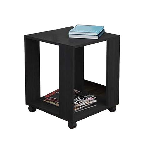 Phenomenal Amazon Com Nan Liang Contemporary Side End Table 4 Colors Evergreenethics Interior Chair Design Evergreenethicsorg