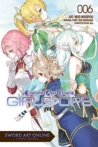 Girls On Line - Sword Art Online: Girls' Ops, Vol.