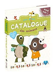 Mon grand catalogue d'animaux (+ stickers)