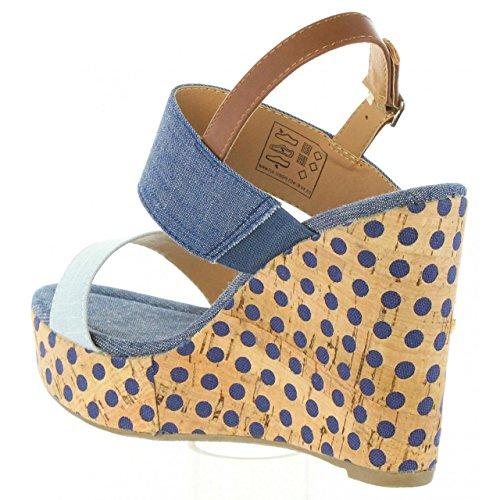 de Blue Blue Light B6600 Mujer 385913 cu Zapatos a Urban de zt4Owvp