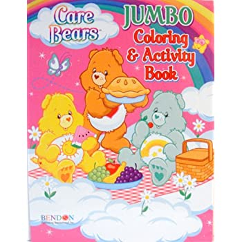 Care Bears Coloring Book Miakenasnet
