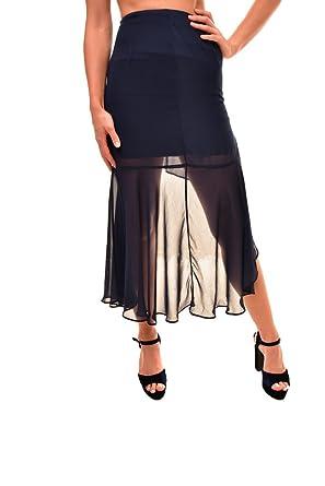 Keepsake Falda Aster de Mujer Azul Marino Talla S: Amazon.es: Ropa ...