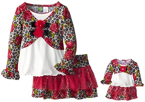 Dollie Me Little Girls Printed