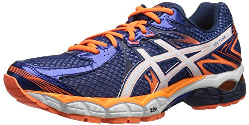 asics-mens-gel-flux-2-running-shoe-navy-white-hot-orange-105-m-us