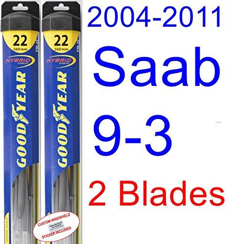 2004-2011-saab-9-3-replacement-wiper-blade-set-kit-set-of-2-blades-goodyear-wiper-blades-hybrid-2005