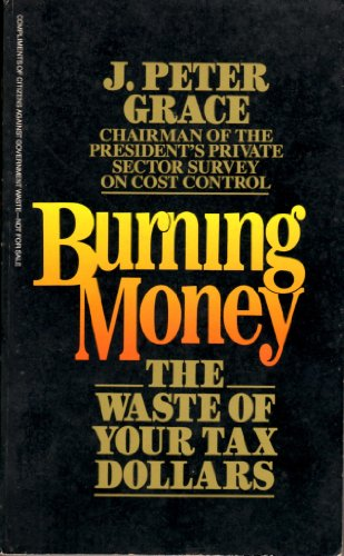 Burning Money: the Waste of Your Tax Dollars