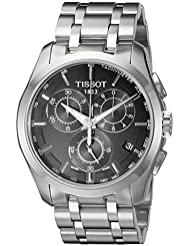 T0356171105100 Tissot Men's Quartz Stainless Steel Link Bracelet Watch