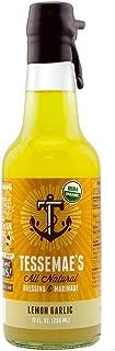 product image for Tessemae's Organic Lemon Garlic, 10 oz