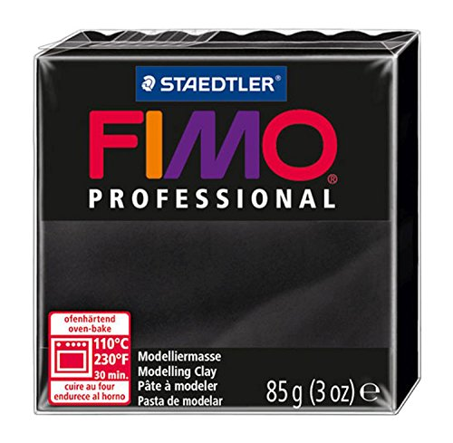 Staedtler Fimo Professional Soft Polymer Clay, 3-Ounce,