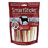 SmartSticks Chicken Dog Chews, 20-count