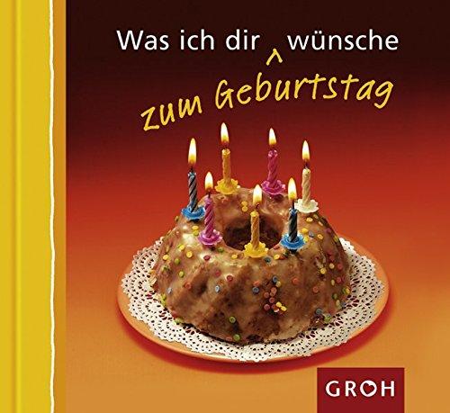 Was ich dir zum Geburtstag wünsche (Wünsche-Minis)