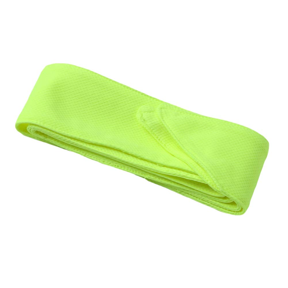 Fan Shop LXLJ Outdoor Solid Color Men Women Sports Sweat-Absorbent Breathable Turban Running Tennis Fitness Headband