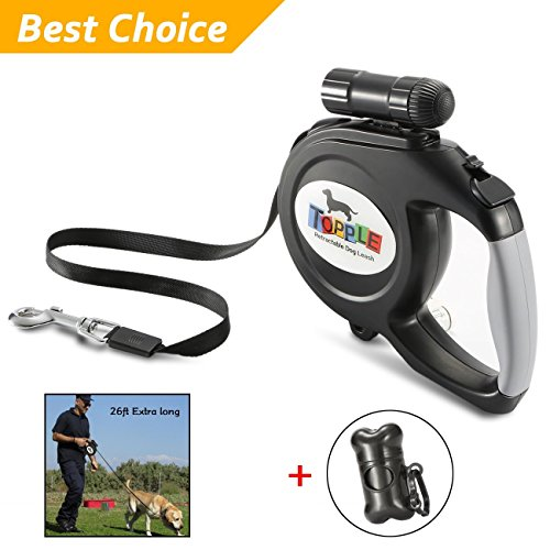 Retractable Topple Flashlight 26 Tangle Walking product image