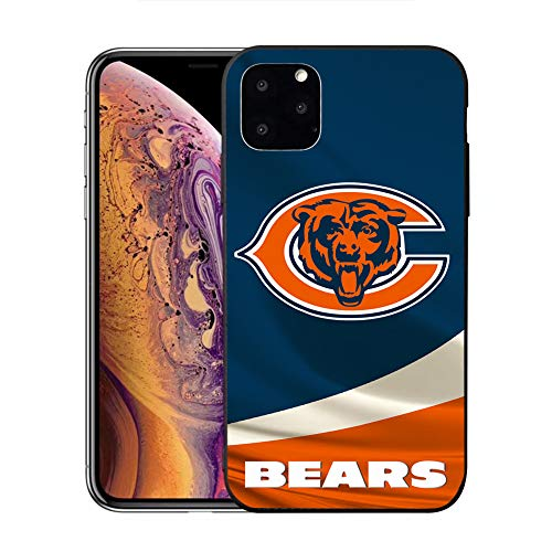 Thin Fit Designed for Apple iPhone 11 Pro Max Case,Rugby American Football Game Sports Plastic Full Protection Matte Finish Grip Phone Cover Shell Compatible with iPhone 11 Pro Max Case,Se21-474 (Best Rugby Pc Game)