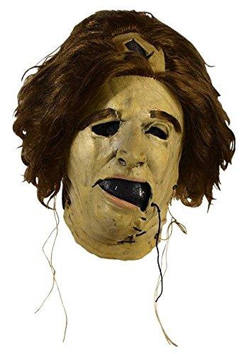 Texas Chainsaw Massacre Leatherface Grandma Mask 1974 Trick or Treat (Leatherface 1974 Costume)