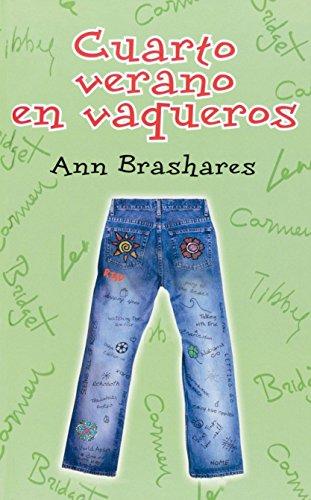 Cuarto verano en vaqueros - Brashares, Ann