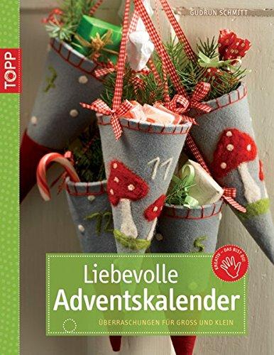 Liebevolle Adventskalender: Überraschungen für Groß und Klein