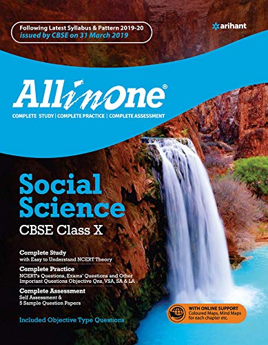 All In One Social Science CBSE class 10 2019-20 (9313194147) Amazon Price History, Amazon Price Tracker