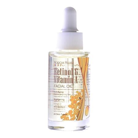 Morgan Miller Retinol Vitamin A Facial Oil, 1.01 FL OZ