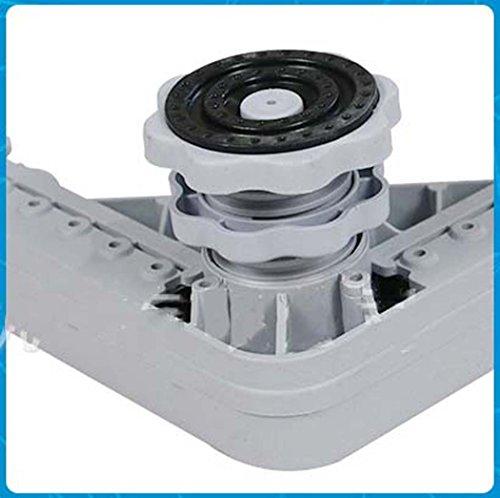 Washing Machine Base, Multi-functional Adjustable Base Washing Machine Base Plate, Stainless Steel Bracket,for Washing Machine,Dryer And Refrigerator by DSHBB (Image #3)