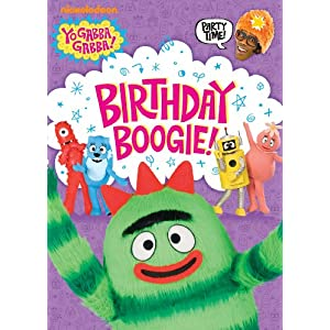Yo Gabba Gabba!: Birthday Boogie (2011)