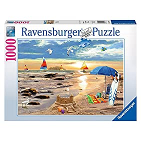 Ravensburger Ready for Summer Puzzle (1000-Piece)