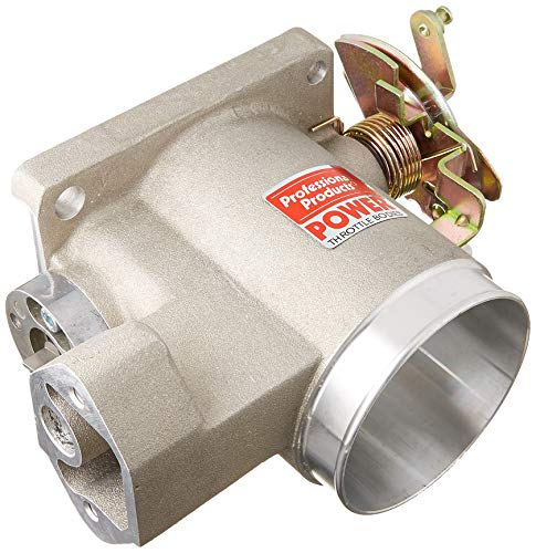 (Professional Products 69214 70mm Satin Throttle Body)