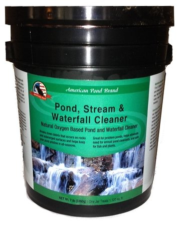 Pond American Kit (Pond, Stream & Waterfall Cleaner 32oz)