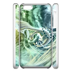 3 iphone 5c Cell Phone Case 3D Pokemon 91INA91202482