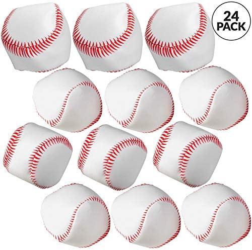 Bedwina Mini Soft Baseballs Baseball product image