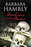 Image of Darkness on His Bones: A vampire mystery (A James Asher Vampire Novel)