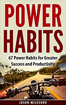 Power Habits Greater Success Productivity ebook product image