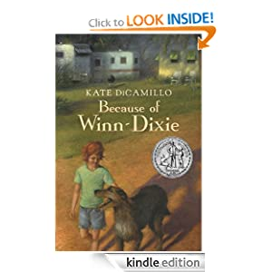 Kids on Fire: 10th Grader Reviews The Classic Because of Winn-Dixie by Kate DiCamillo