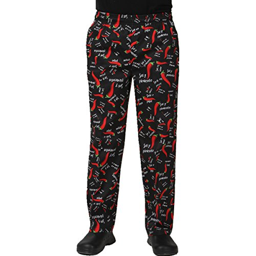 Designer Chef Pants - 5