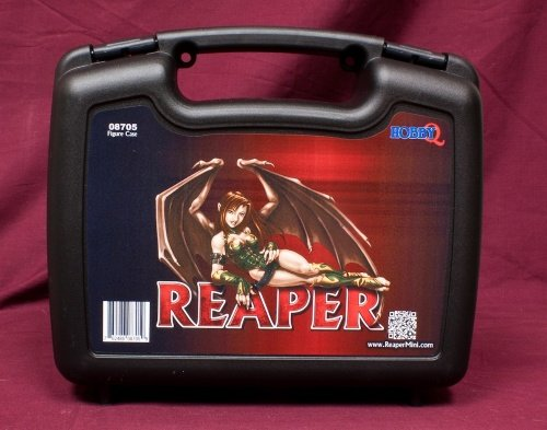 Reaper Miniatures Figure Carrying Transport Case
