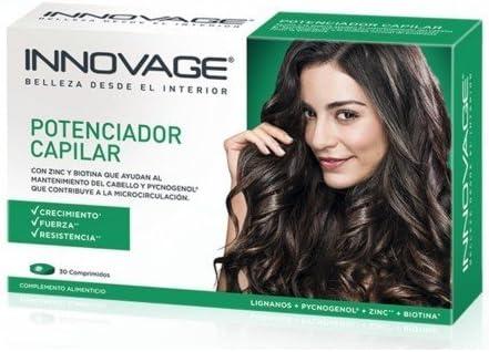 Innovage® - Duplo comprimidos potenciador capilar