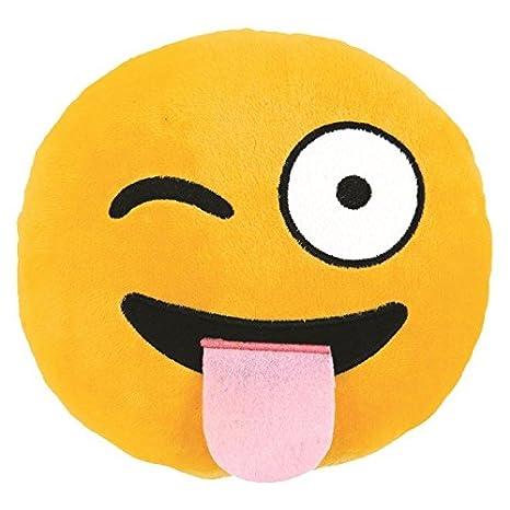 ANJALIBEAUTYTRENZ Desire Deluxe Smile Emoticon Almohada ...